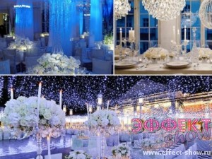 Организация зимней свадьбы