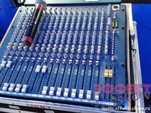 Звуковое оборудование для праздника