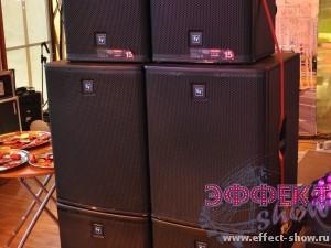 Комплект звуковой аппаратуры 8 кВт