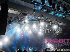Звуковое, световое и сценическое оборудование для праздника в аренду