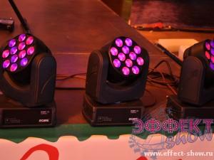 Прожектор Robe Robin 100 LED Beam