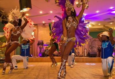Тибилдинг в стиле бразильского карнавала
