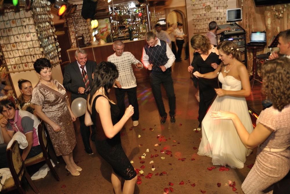 Проведение стандартной свадьбы