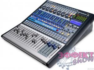 Аренда звукового оборудования для праздника - диджейский пульт