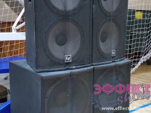 Комплект звуковой аппаратуры 10 кВт