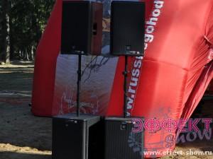 Проведение мероприятия международного квадро мото сезона