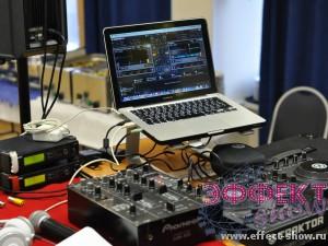 Звуковое оборудование для организации корпоратива