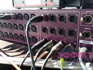 Модуль расширения Allen&Heath GLD-AR2412