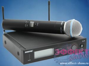 Радио микрофон Shure SLX