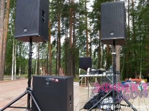Комплект звука  2 КВт в аренду