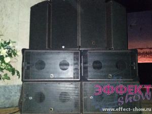 Аренда комплекта звука L acoustics 15 кВт