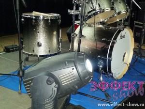 Свет для концерта в аренду - портфолио