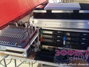 Звуковое оборудование в аренду